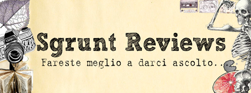 Immagine Header Sgrunt Reviews, la pagina Facebook