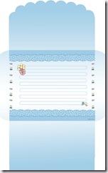 LittleTwin Stars-06 envelope