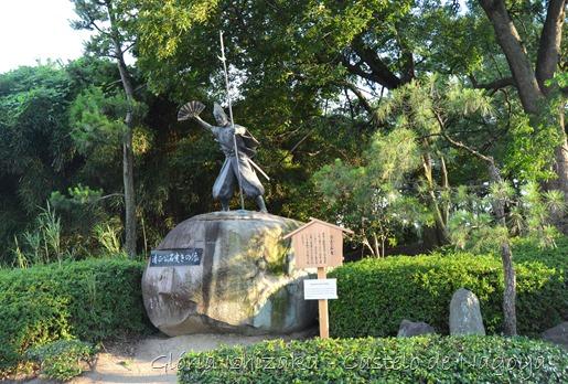 Glória Ishizaka - Nagoya - Castelo 56
