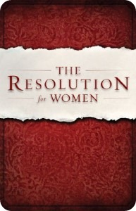 The Resolution for Women La Resolución para mujeres libro