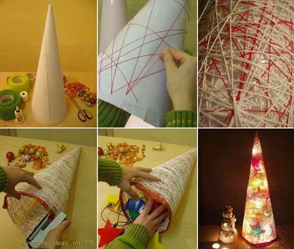Best 15 basic diy christmas decorations you can make the decorations ornaments your self we ve gathered up thirty of leading simple artistic do it yourself christmas decorations ideas to solutioingenieria Image collections