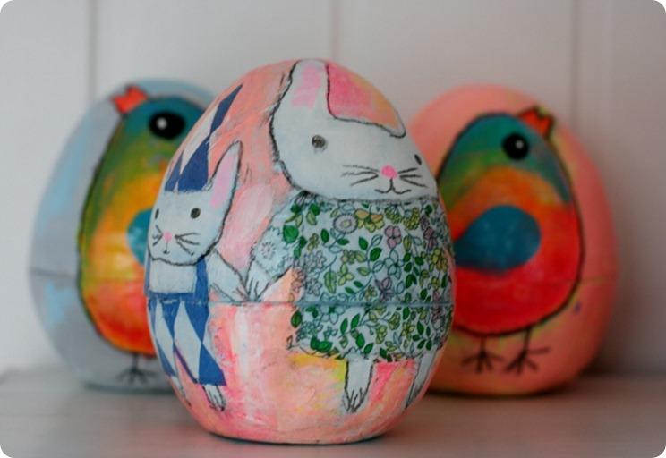 marstein påske egg