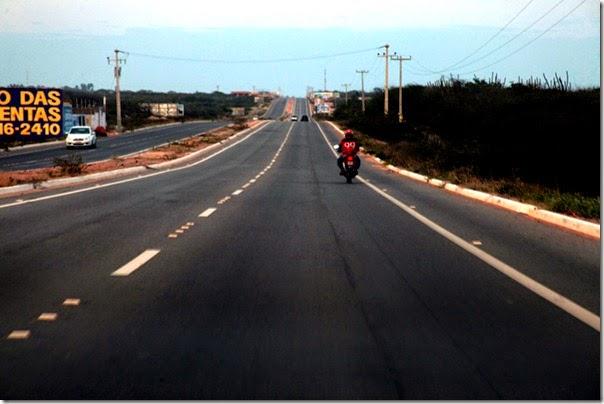 Estrada de Tibau fot Ivanizio ramos18