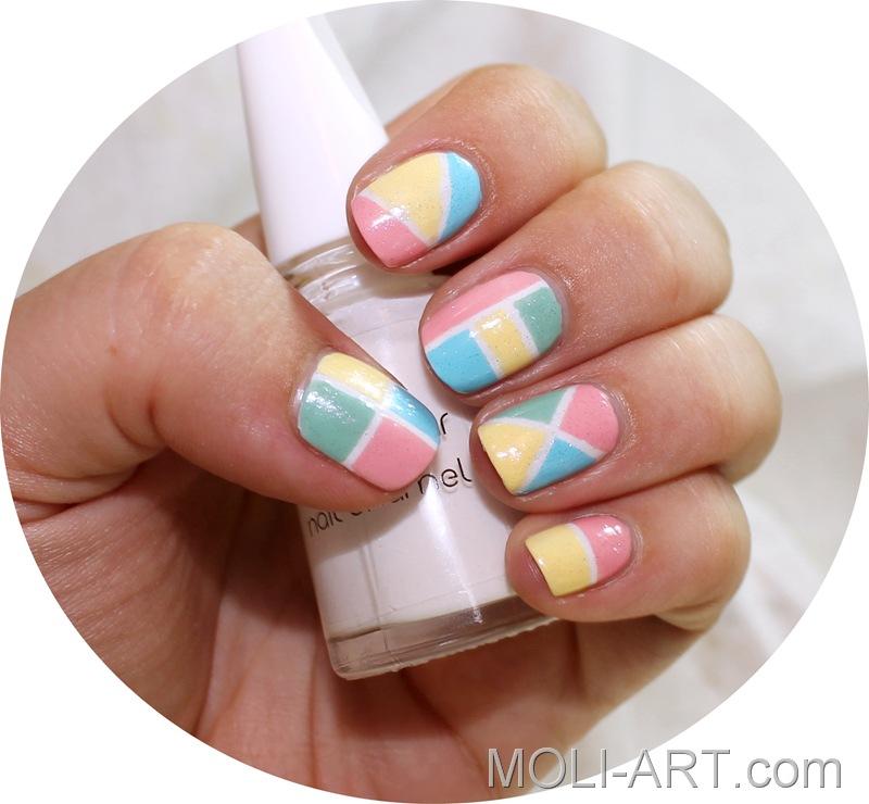 nail-art-pastel-geometric-tape-manicura-verano