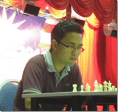 Mas Hafizul, Malaysia at UPSI Open 2011