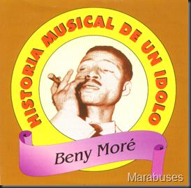 Benny More Historia Musical De Un Idolo Portada1