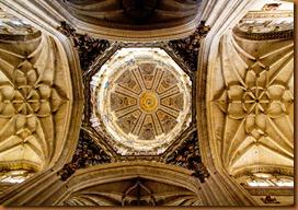 Salamanca cathedral lantern