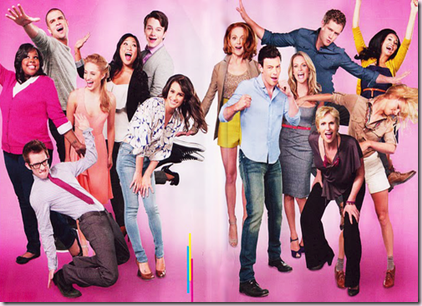 Glee Cast People