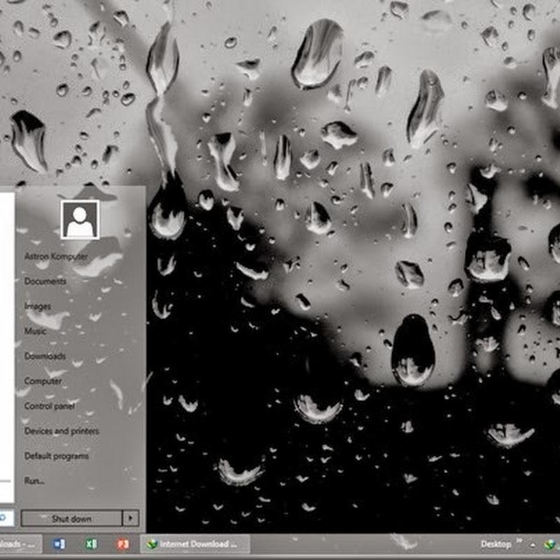 Cara Merubah Tombol Start Windows 8 Menjadi Seperti Windows 7