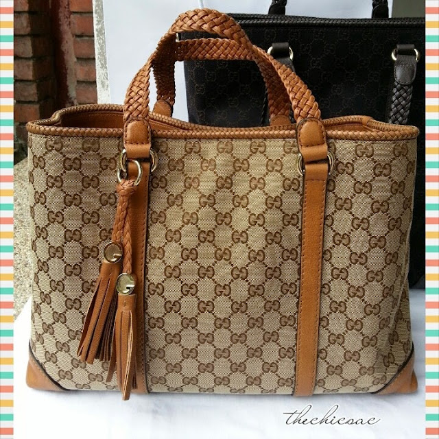 Gucci Marrakech Totes