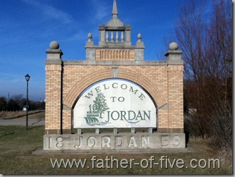 Jordan, Minnesota - Our Home Town!