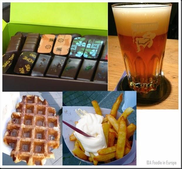 Brussels food