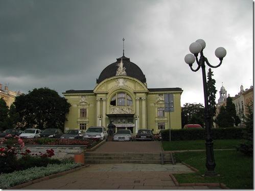 Театр у Чернівцях