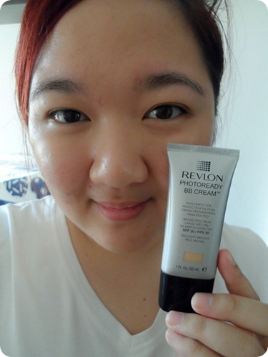 Priscilla review Revlon Photoready BB Cream 2