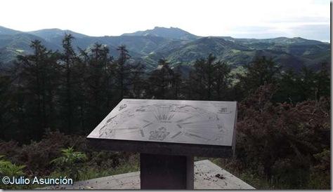 Mirador de las Cinco Villas - Lesaka
