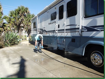 Moving to Gamble Rogers 005