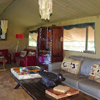 Lemala Ewanjan, Lounge © Foto: Judith Nasse | Outback Africa Erlebnisreisen