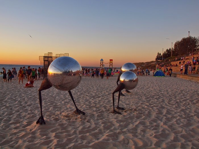 sculpture by the sea 5