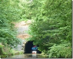 6 approaching braunston tunnel