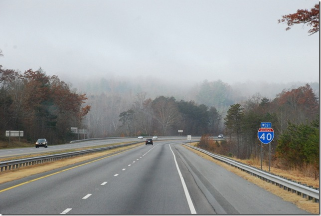 11-20-12 A Travel I-40 W NC 002