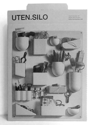 Dorothee Maurer-Becker UTEN.SILO II, reedition box