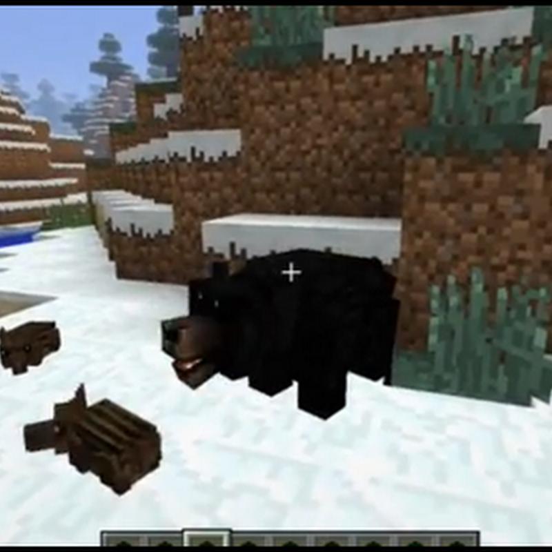 Minecraft 1.4.2 - Mo' Creatures Mod (Nuovi Animali)