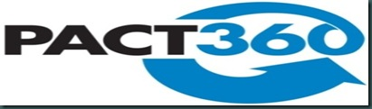 PACT360 logo
