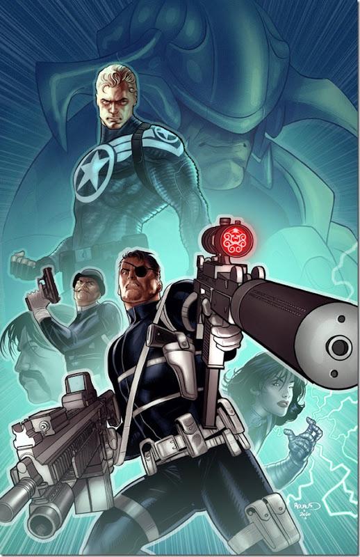 Nick Fury,Nicholas Joseph,Samuel L. Jackson, David Hasselhoff (16)