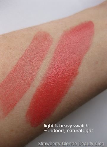 Clinique-Runway-Coral-swatch