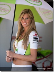 Paddock Girls Gran Premi Aperol de Catalunya  03 June  2012 Circuit de Catalunya  Catalunya (35)
