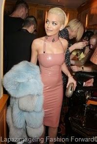 Rita Ora Letex after party