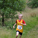 Brownlee Olympic Under 10 Gold Run 2012 copyright Dave Woodhead