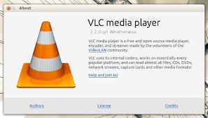 VLC 2.2 in Ubuntu Linux