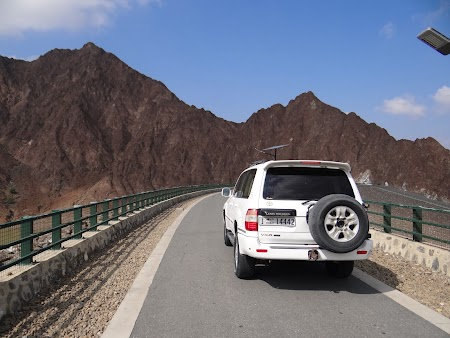 Jeep in Hatta