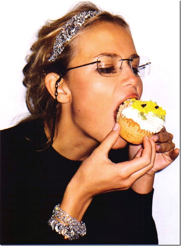 Natasha Poly - Terry Richardson - Vogue Paris