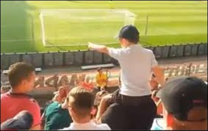 Niño dirige barra del PSV Eindhoven