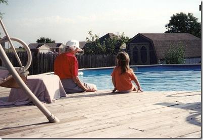 2000 Summer w Lydia