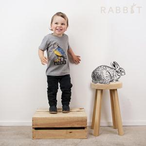 3_Rabbit_Charlie Tee