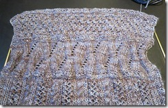 Calendar Scarf - Day 4 Complete