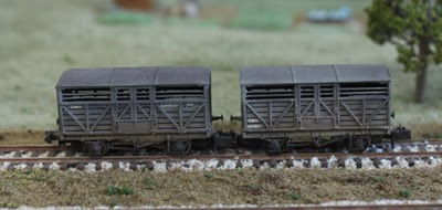 LMS Cattle Wagons 2