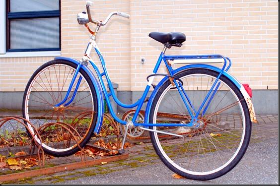 pyörä lukko harava 005