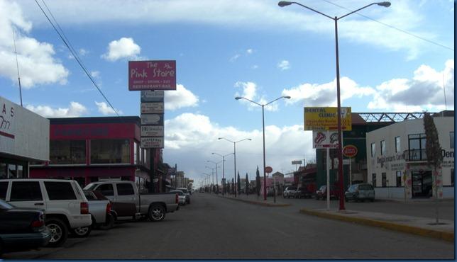 Palomas, MX