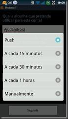 Hotmail-android-atualização