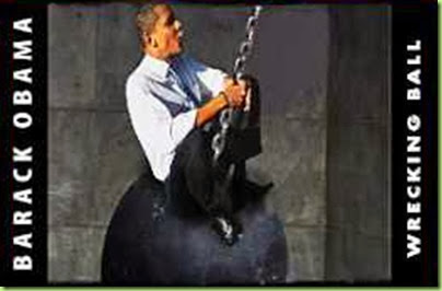 obamacare wrecking ball