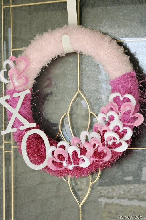 V Day wreath