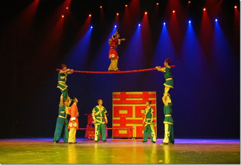 National Acrobats of China 19