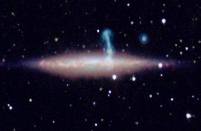 galáxia UGC 10288