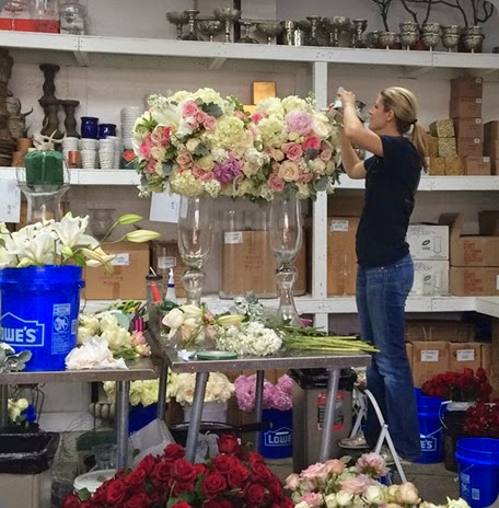 behind the scenes posh floral designs 10383479_10152479187915734_5515270667661646321_n