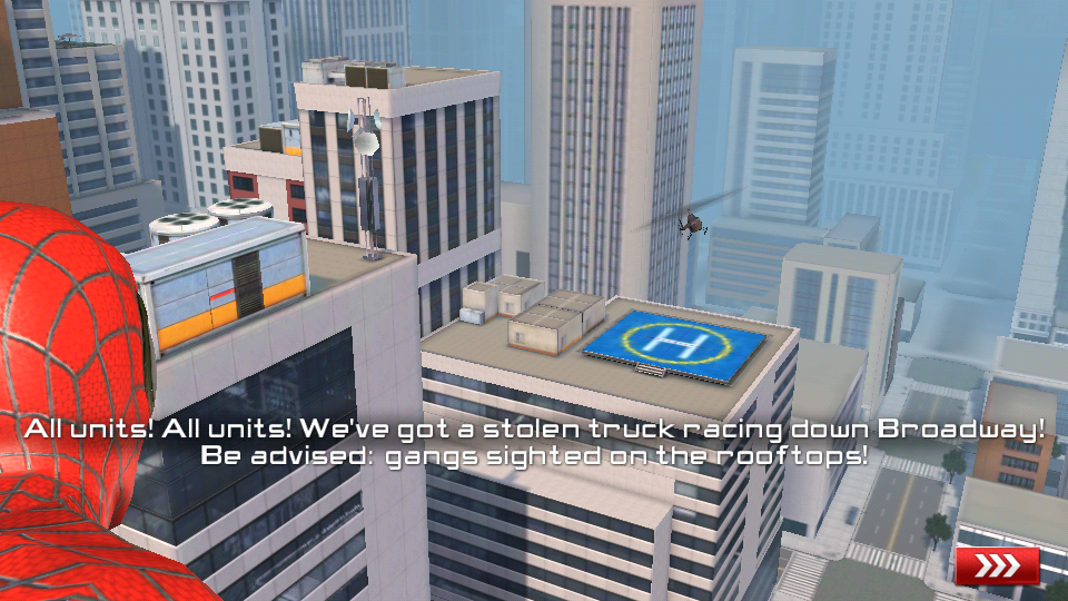 ... Zone: The Amazing Spider-Man 2 Apk + Data [ Tested - Canvas 2.2
