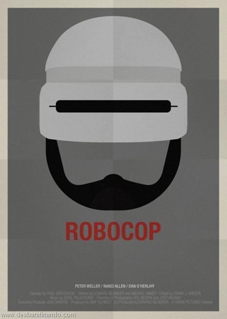 mascaras famosas minimalista cartazes desbaratinando  (2)